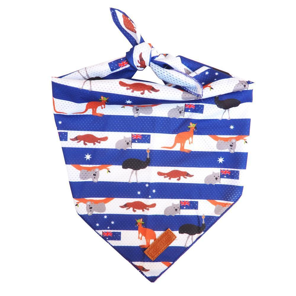 DOG BANDANA - Straya Day (Limited Edition), Bandana - MOO AND TWIG