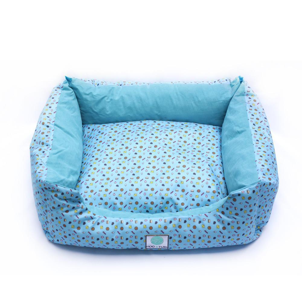 DOG BED - No Pee Zone (Water Resistant), Bedding - MOO AND TWIG