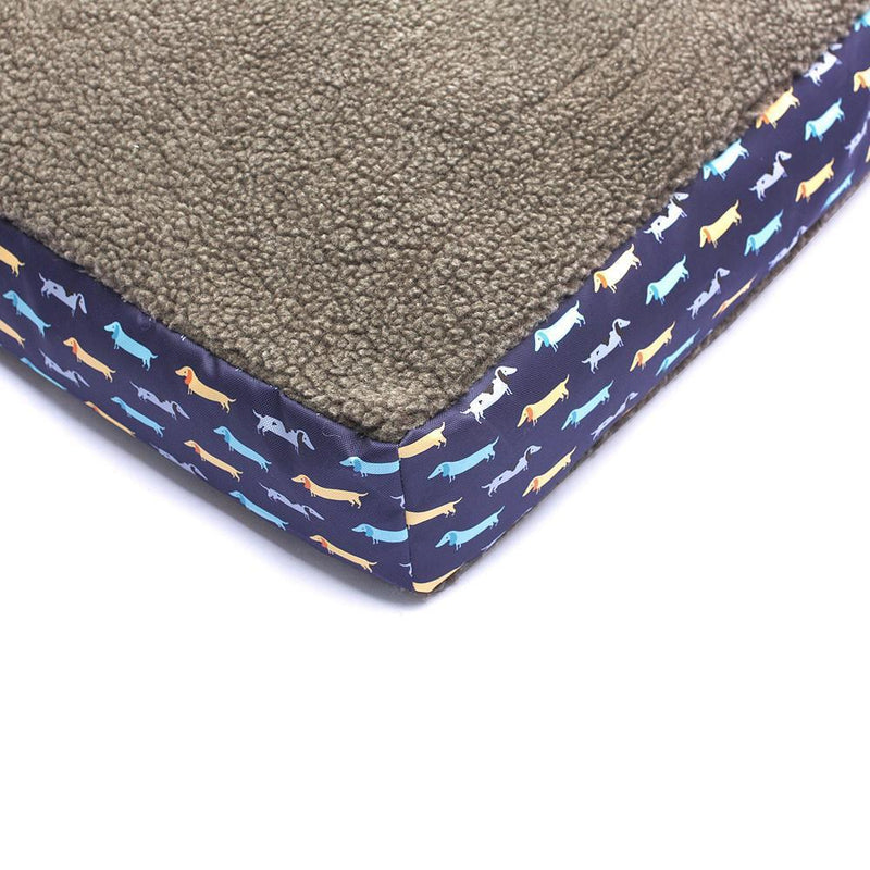 DOG BED - Snag Pack Floor Pillow, Bedding - MOO AND TWIG