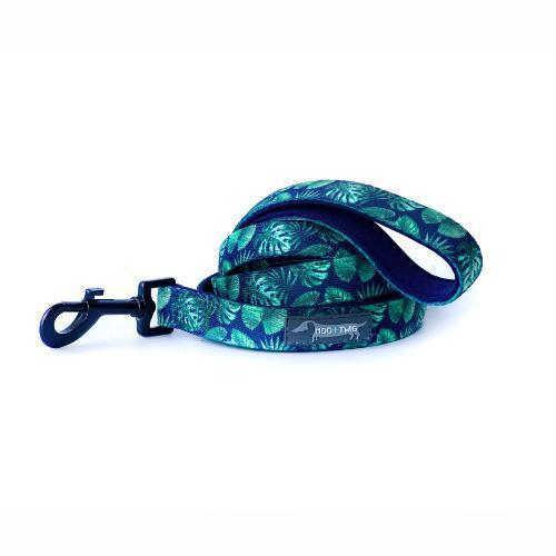 NEOPRENE DOG LEASH - Borneo Bliss