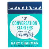 101 Conversation Starters for Families: Christian Art Gifts CVS006
