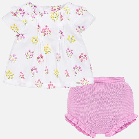 Knitted Knickers Set Infant Girl Mayoral 1101