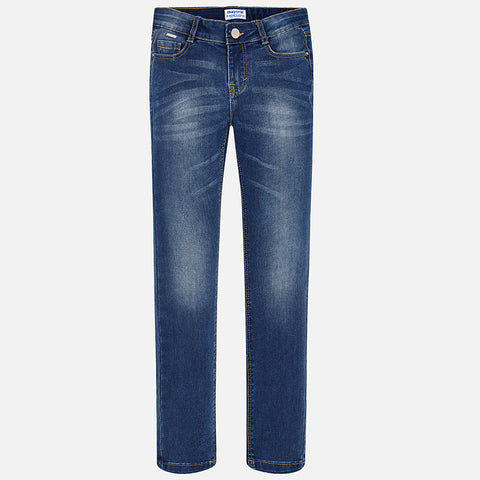Basico Denim Jeans Girl Mayoral 80