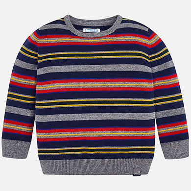 Boy Eclipse Striped Sweater Mayoral 4314