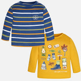 Woods L/S Tshirt Baby Boy 2031 -  Mayoral