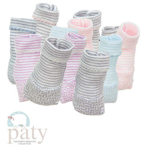Booties - Paty Inc 258