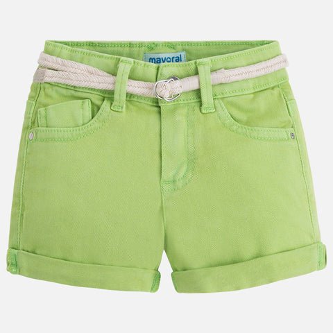 Twill Shorts Girls 234 ( 72 Kiwi) Mayoral Spring 2018