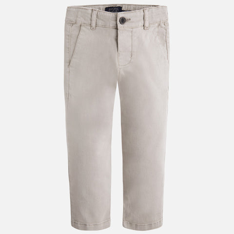 Regular Fit Khaki Pant Child Boy 513 -  Mayoral