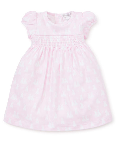 Kissy Kissy Dress Set in Cushy Cottontails (Girls) - Spring 2019