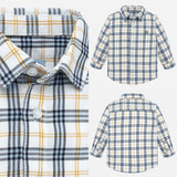 Checked Button-down Shirts - Mayoral Boy 2116 - Fall 2019