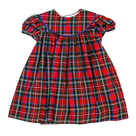 Wales Plaid Float Dress - Bailey Boys J Bailey Fall 2019 5489
