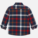 Button-down Checked Shirt - Mayoral Boy 4122 - Fall 2019