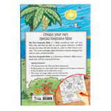 My Own Keepsake Bible: Children's Coloring Bible - KDS552