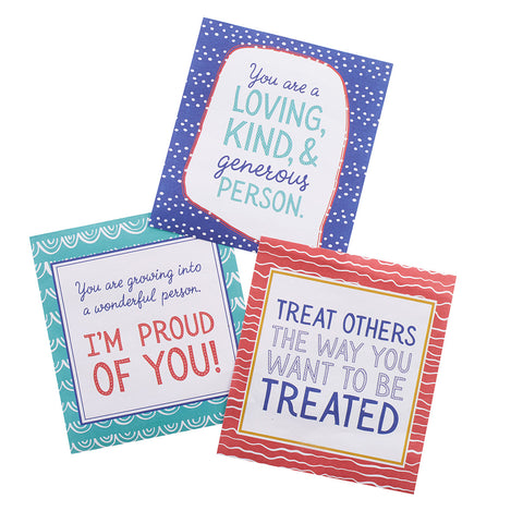 101 Tear-Off Inspirational Lunchbox Notes: by Karen Stubbs LBN00