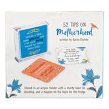 52 Tips on Motherhood Cards - Christian Art Gifts PR038