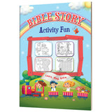 Bible Story Activity Fun - KDS589