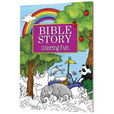 Bible Story Coloring Fun - KDS587