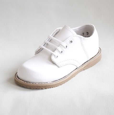 White Oxford Saddle Shoes - Kepner Scott 2121 & 3121