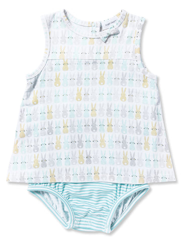 Cottontail Bamboo All in One Romper - Angel Dear Spring 2018