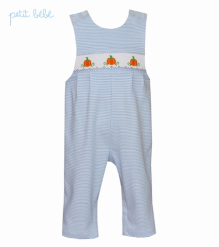 Pumpkin Long Jon Jon - Petit Bebe Fall 2019 410K