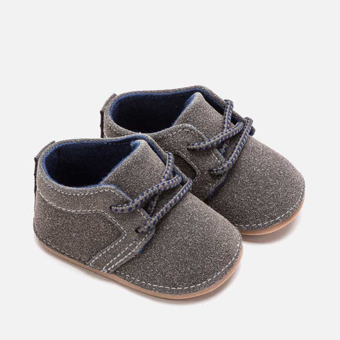 Desert Booties in Grey For Baby: Mayoral 9208 Fall 2019