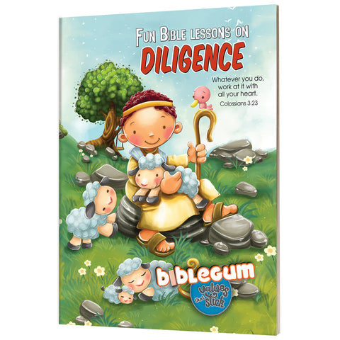 Fun Bible Lessons - Diligence BibleGum - KDS601