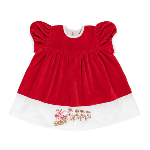 Twas the Night Before Christmas Dress - Christian Elizabeth 5542