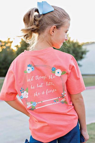 Short Sleeve Southern Tees - RuffleButts