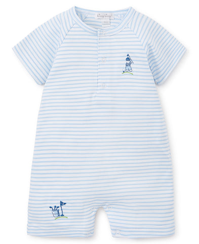 First Tee Striped Playsuit 3384- Kissy Kissy Spring 2020