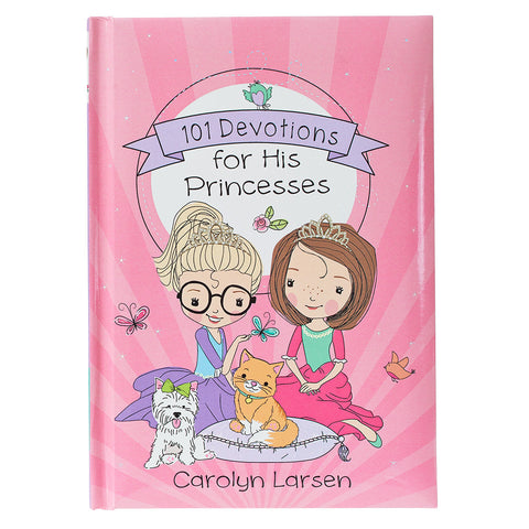 101 Devotions for His Princesses Devotional- GB069