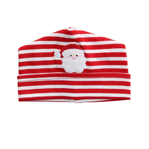 Santa Applique Hat - Magnolia Baby Fall 2019 5506