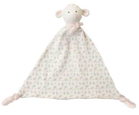Lila the Lamb Teething Toy - Meiya & Alvin