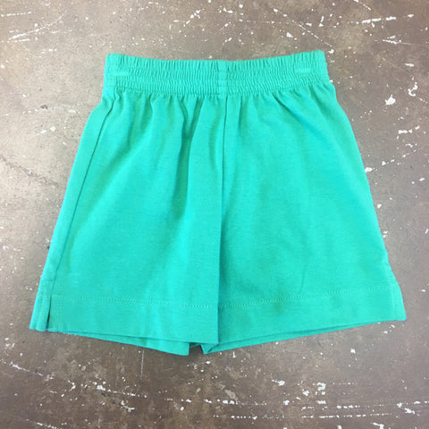 Mint Green Jersey Shorts - Baby Luigi  219