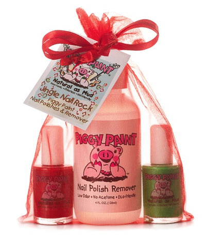 Piggy Paint Gift Set - Jingle Nail Rock