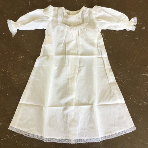 White Dallas Daygown  - Baby Sen  - 625