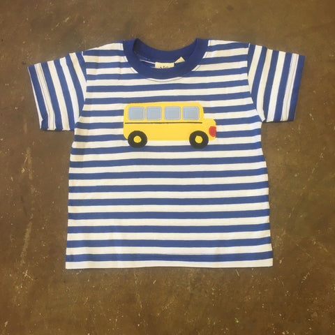 School Bus Tshirt - Luigi Fall 2019
