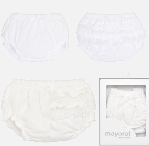 Bloomers for Girls: Mayoral 9084 Spring 2019