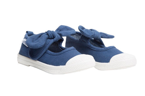Navy Blue Athena - Chus Shoes