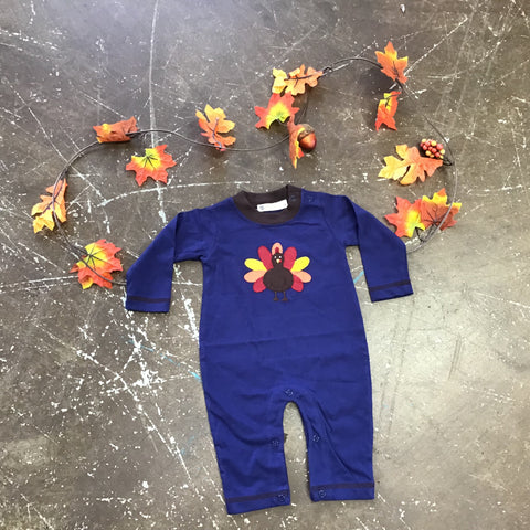 Turkey Romper - Luigi Kids by: Acvisa 5288