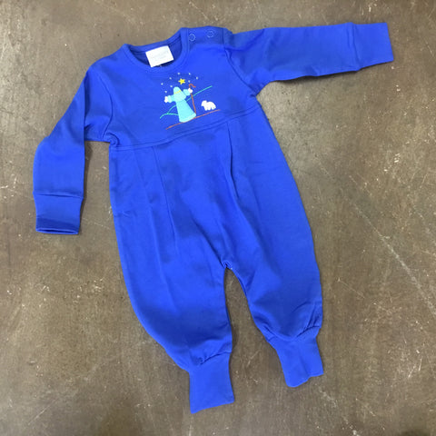 Shepherd's Star & Sheep Coverall Infant - Squiggles by Charlie  5466  Fall 2019