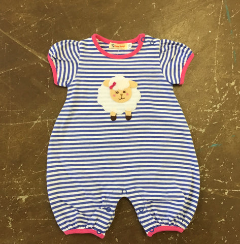 Sheep Girl Romper - Baby Luigi  232