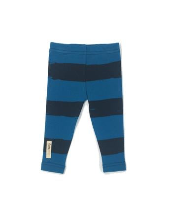 L'ovedBaby Legging - Lake Painters Stripe Make a Statement