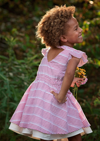 Set Sail Dress Mabel & Honey 389 - Spring 2020
