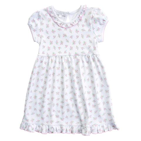 Piper's Garden Printed Collared Short Sleeve Dress Set - Magnolia Baby Spring 2020