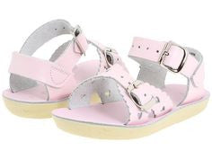 Sun San Sweetheart Salt Water Sandals - Matte Pink 1408