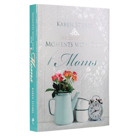 Moments with God for Moms (Hardcover) - GB067