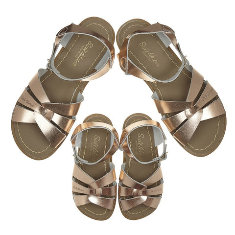 Original Salt Water Sandals - Rose Gold