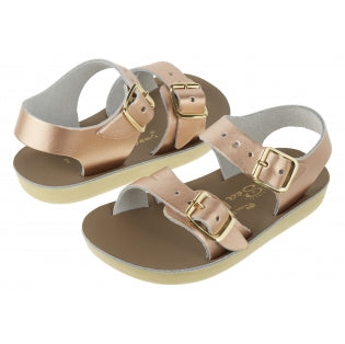 Sun San Sea Wee Salt Water Sandals - Rose Gold