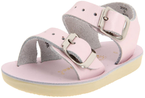 Sun San Sea Wee Salt Water Sandals - Matte Pink