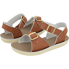 Sun San Surfer Sandals Saltwater Sandals - Tan